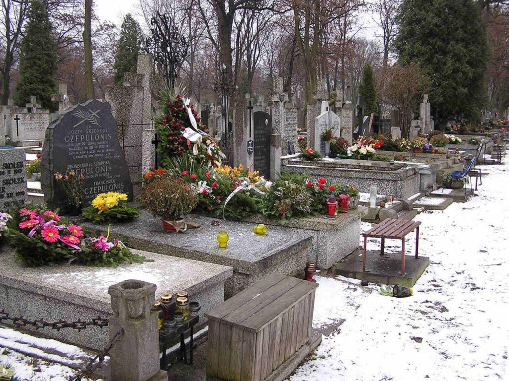 Tren - usługi pogrzebowe Powązki